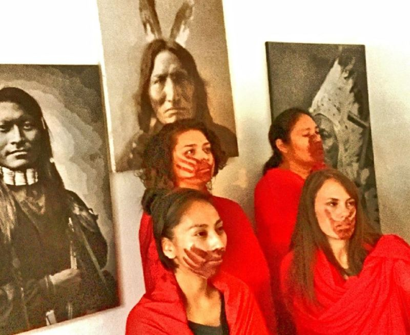 SEXUAL VIOLENCE AGAINST NATIVE WOMEN